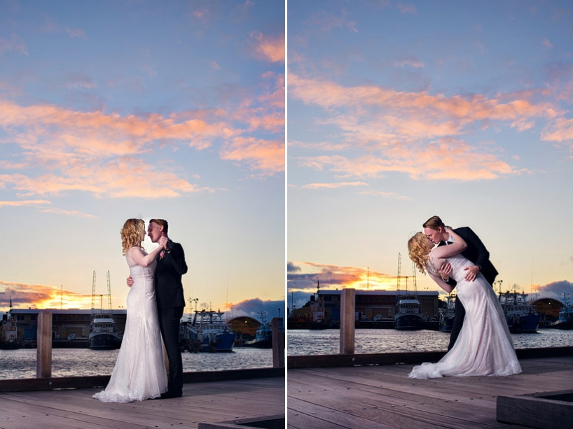 Little Creatures Fremantle Wedding 32